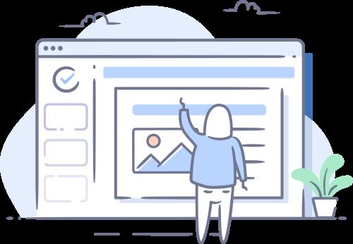 Our Story, Web Dev, SEO