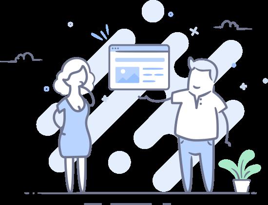 Our Story, Web Design, SEO