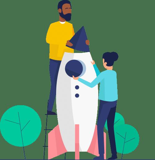 Our Story, Web Design, SEO, The Future